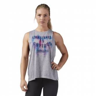 CrossFit Excellence Muscle Tank
