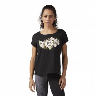 CrossFit Floral Read Easy Tee