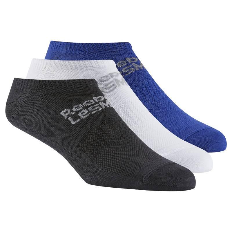 Ponožky LES MILLS U SOCK 3P - CW0144