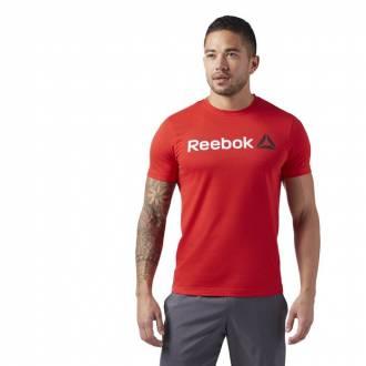 Pánské tričko QQR- Reebok Linear Read CW5377