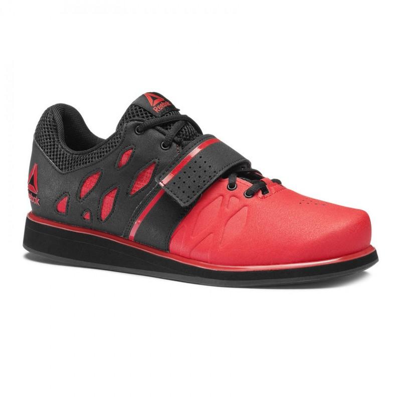Pánské boty LIFTER PR red/black CN4510