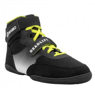 Pánské boty Sabo Deadlift - Lime
