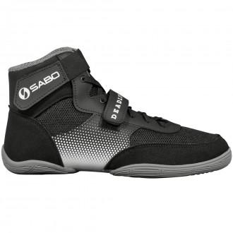 Pánské boty Sabo Deadlift - black