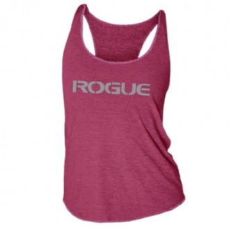 Dámské tílko Rogue Basic - tmavě červené