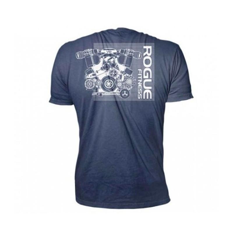Pánské tričko Rogue Mikko V8 Shirt