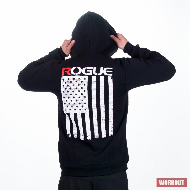 Pánská mikina Rogue Hoodie - American