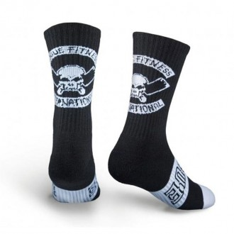 Ponožky Rogue International black