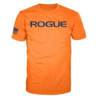 Pánské tričko Rogue Basic - orange