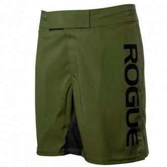 Pánské šortky ROGUE FIGHT 2.0 - OLIVE GREEN