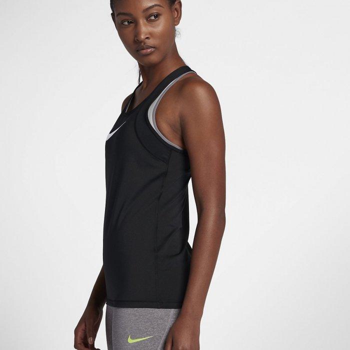 Dámské tílko Nike černé - BotyObleceni.cz 635fece152