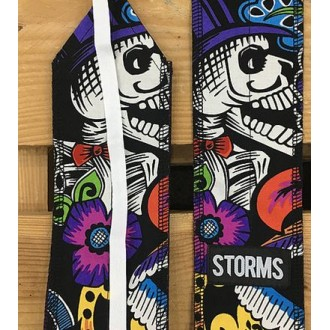 STORMS WristWraps Happy Skull