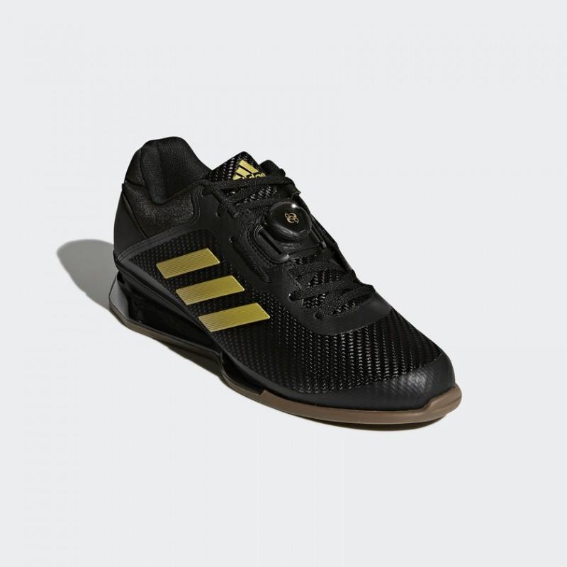 Boty na vzpírání adidas Leistung 16 II GOLD