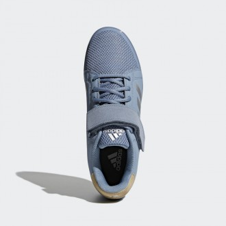Boty na vzpírání Power Perfect III blue