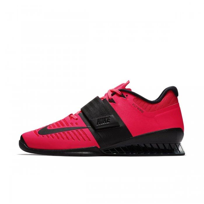 Pánské boty Nike Romaleos 3 - černo červené