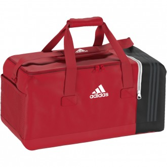 Spotovní taška adidas Performance red medium