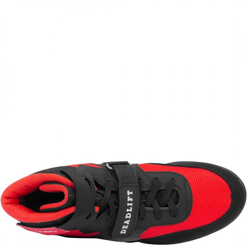 Pánské boty Sabo Deadlift - red