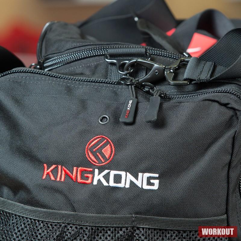 Taška na trénink King Kong junior černá