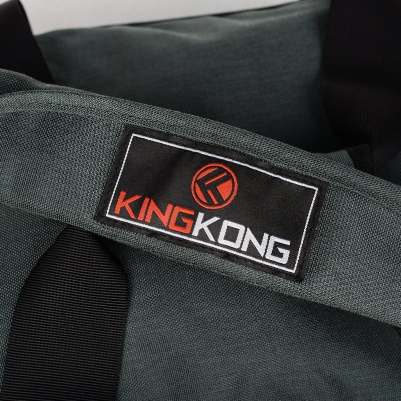 Taška na trénink King Kong junior šedá