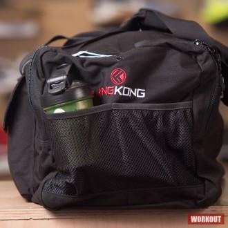 Taška na trénink King Kong Giant černá