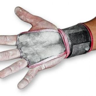 Mozolníky JerkFit - Workout gloves - černé