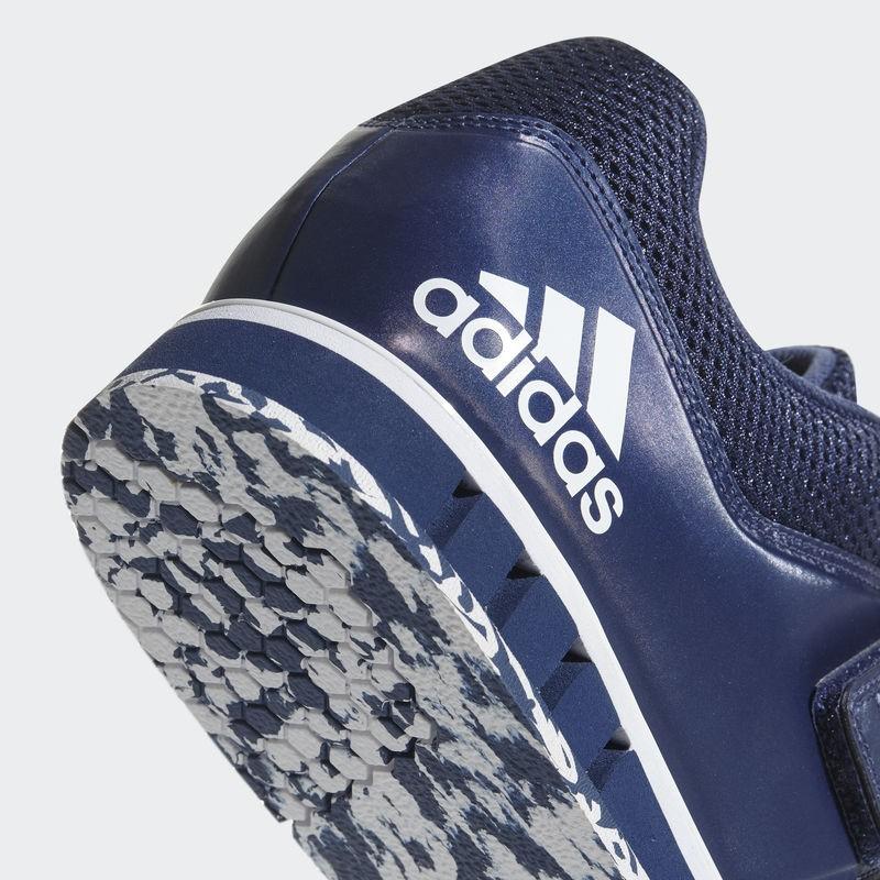 Vzpěračská bota adidas Powerlift 3.1 CQ1772 modro-bílá