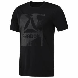 Pánské tričko WOR TECH TOP GRAPHIC SLAM - CY3623