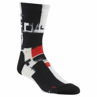 Ponožky Reebok CF PR CREW SO CZ9921
