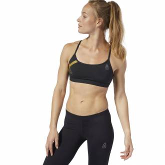 Podprsenka Reebok CrossFit Skinny Bra Graphic - D94935
