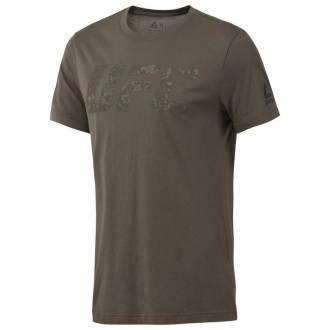 Pánské tričko UFC FG LOGO TEE - D95020
