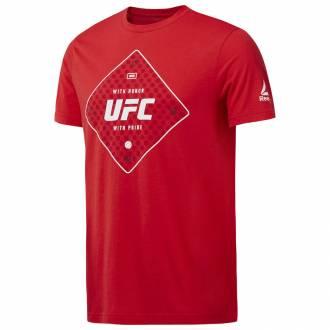 UFC FG TEXT TEE