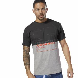 Pánské tričko CrossFit 50/50 Tee - DH3692