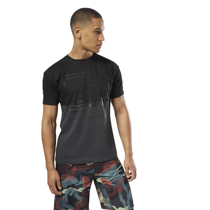 Pánské tričko CrossFit 50/50 Tee - DH3694