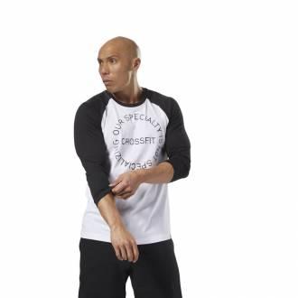 Pánské tričko CrossFit Raglan - DH3699