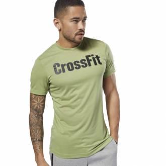 Pánské tričko Reebok CrossFit FEF TEE- SPEEDWICK - DH3705