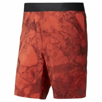 Pánské šortky Reebok Crossfit Speed Short-Stone Camo - DM5670