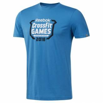 Pánské tričko CrossFit Games Crest Tee - DN2396