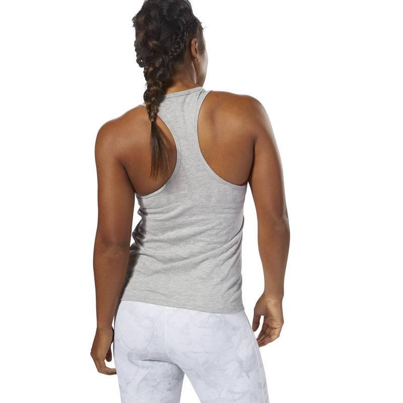 Dámské tričko CrossFit Games Crest Tank - DN2412