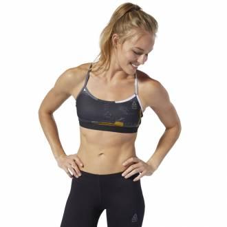 Podprsenka Reebok CrossFit Skinny Bra Digi CF - CY5695