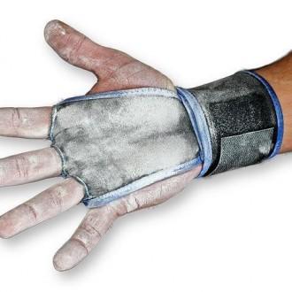 Mozolníky JerkFit - Workout gloves - modré