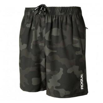 Pánské šortky Rogue Black Ops Shorts camo