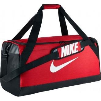 Tréninková sportovní taška (velikost M) Nike Brasilia red