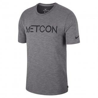 19dabdc64ca Pánské tričko Nike Metcon - šedé