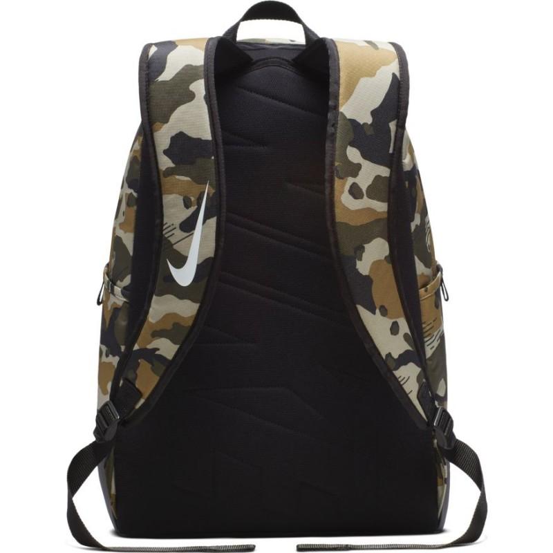 Batoh na trénink Nike Brasilia Camo (Extra Large)