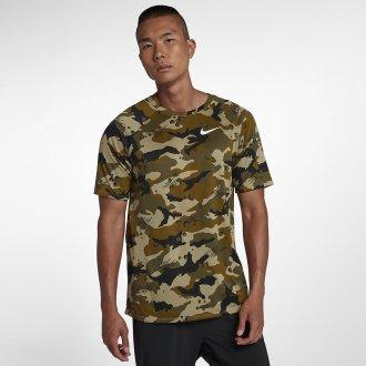 Pánské tričko  DRY LEG TEE CAMO AOP 923524-209