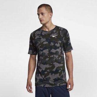 Pánské tričko  DRY LEG TEE CAMO GREY 923524-036