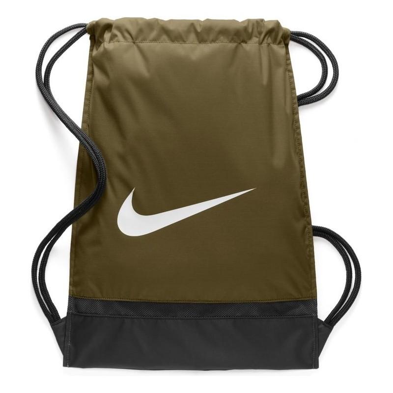 Sportovní vak Nike brasilia olive BA5338-399