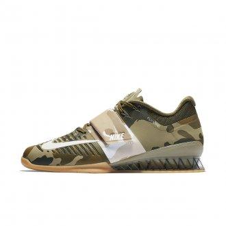 Pánské boty Nike Romaleos 3 camo f5d0bab6ff