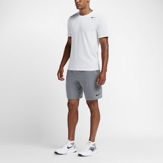 Pánské tričko Nike Dri DFC 2.0 - bílé