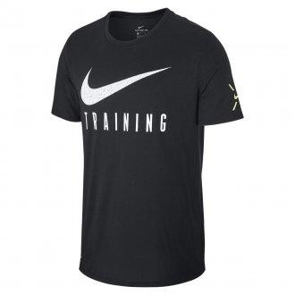 Pánské tréninkové tričko Nike Training GAMES - černé