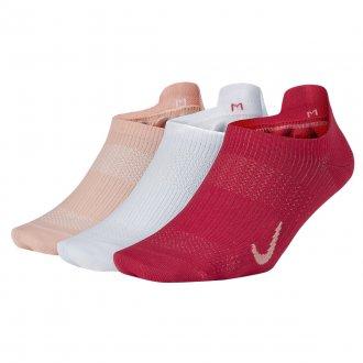 Dámské tréninkové ponožky Nike Lightweight 3 Pair